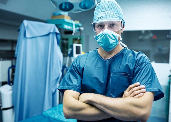 Lekár jednodňovej chirurgie v Martine